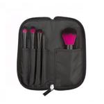 Набор кистей Color Me Fuchsia Brush Set