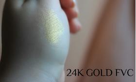 Тени 24k Gold