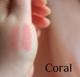 Румяна Coral