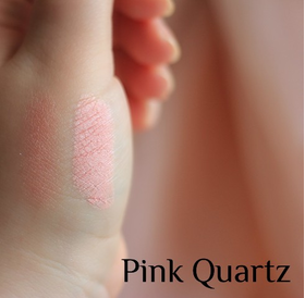 Румяна Pink Quartz