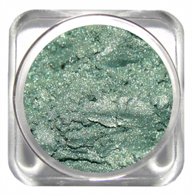 Тени Starlight Green mica