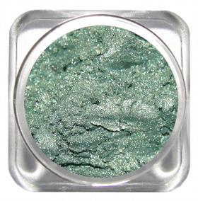 Тени Starlight Green mica